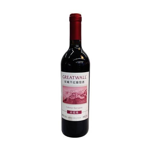 长城赤霞珠干红葡萄酒 750ml/瓶