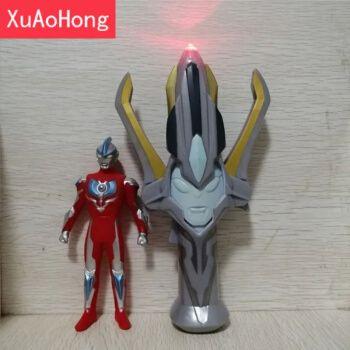 维克特利奥特曼火炬银河火花手镯召唤器艾克斯变身器儿童变形玩具