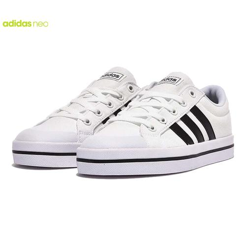 adidas neo2020夏新款女士休闲低帮板鞋fv8086