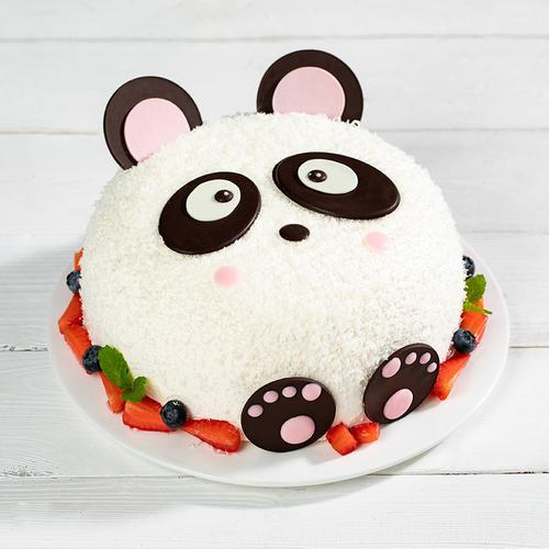 熊猫嘟嘟-1磅儿童蛋糕(淮南)