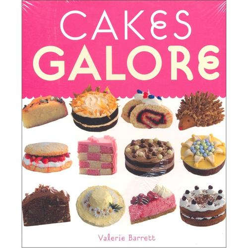 cakes galore丰富的蛋糕 英文原版