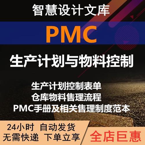 pmc生产计划与物料控制ppt生产运作管理培训教程仓库