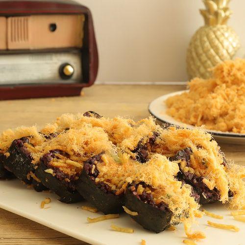 金丝肉松寿司专用面包蛋糕儿童鸡肉松海苔碎非猪肉松