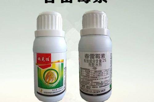 6/瓶 2%春雷霉素 番茄辣椒茄子溃疡病青枯病角斑柑橘溃疡病穿孔病