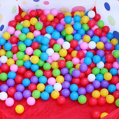 【带投篮+爬行垫】儿童海洋球池婴儿围栏彩色球投篮池