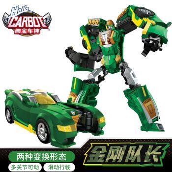 咖宝车神第三季精英版耍宝金刚救援巨人金刚队长变形玩具汽车机器