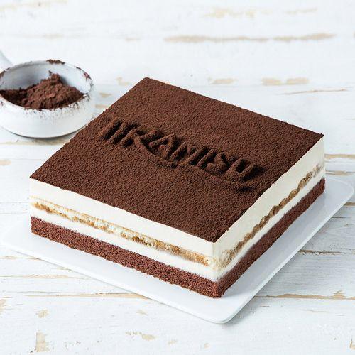 提拉米苏3磅蛋糕(tfass员工专用兑换)