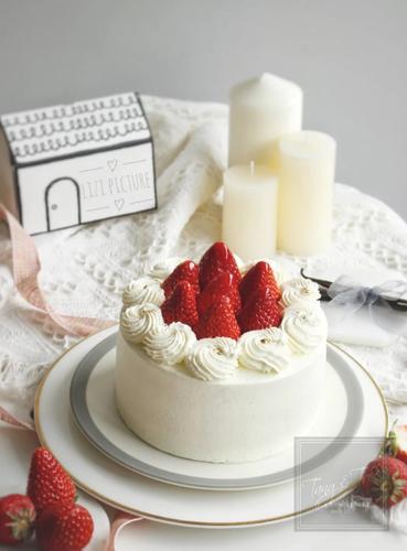 草莓奶油蛋糕(内有九款)