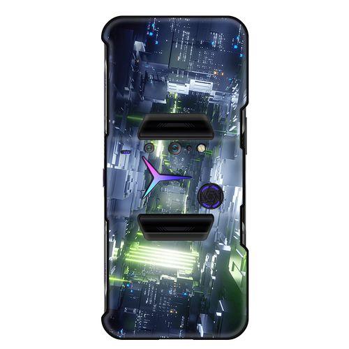 牛壳壳 联想拯救者电竞pro手机壳l79031拯救者玻璃保护套创意赛博朋克