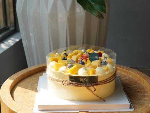 蛋糕 芒果奶油