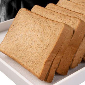 全麦面包片切片早餐粗粮吐司黑麦面包 黑麦口味 500g