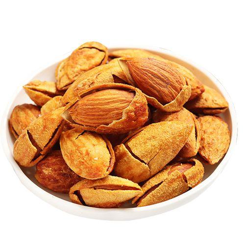 5折 巴坦木巴达木 巴旦木500g 巴丹木 坚果类 巴旦果特产坚果炒货干果