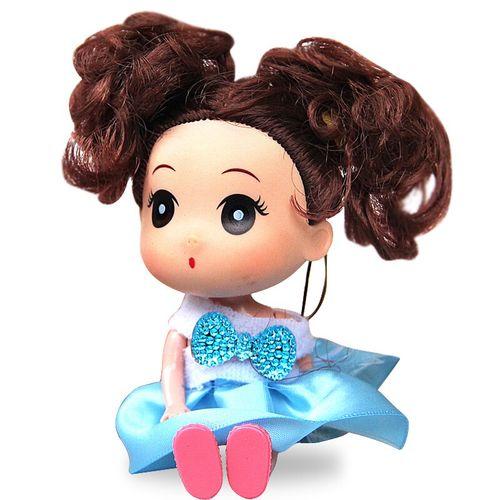 雅斯妮娃娃冰雪美绮跳舞娃娃雅斯妮温馨双人床双层床娃娃女孩玩具