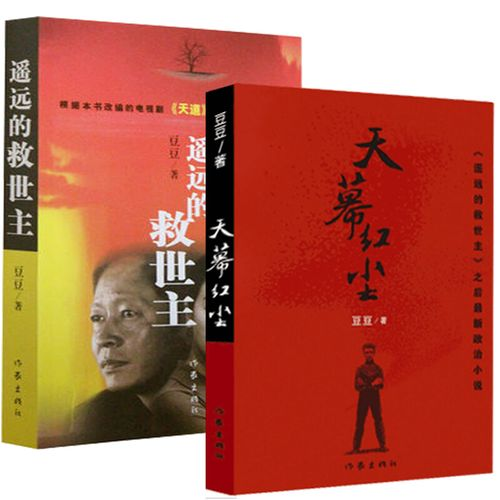 全2册 天幕红尘+遥远的救世主 当代经典文学名著电视剧天道长篇小说