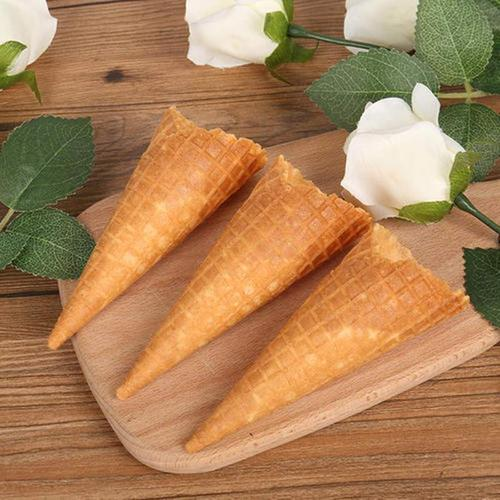 淇淋甜筒脆皮蛋筒脆筒蛋托162个小号商用华夫蛋卷激凌