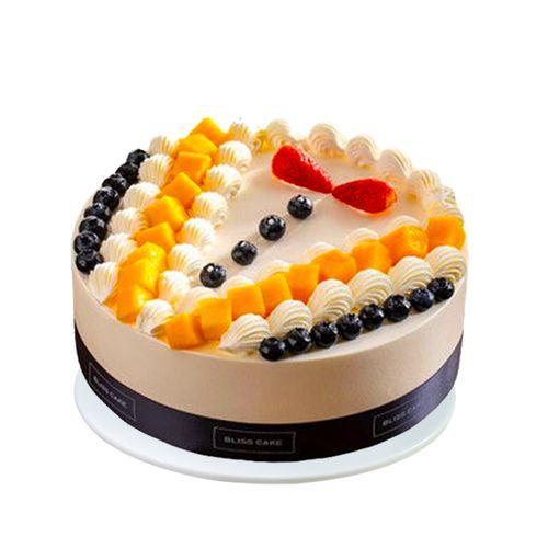 蛋糕模型2021新款网红流行款定制仿真生日蛋糕样品