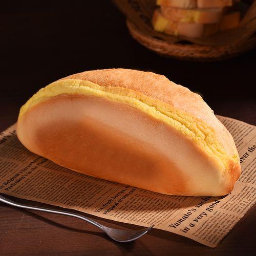 伍氏炼乳特香包奶香手撕面包早餐现做吐司办公室充饥