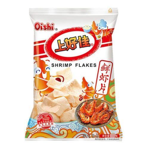 鲜虾条虾片薯片休闲零食混合多口味膨化怀旧儿童小吃