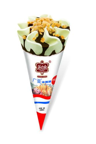 广蛋冰淇淋(蛋筒)