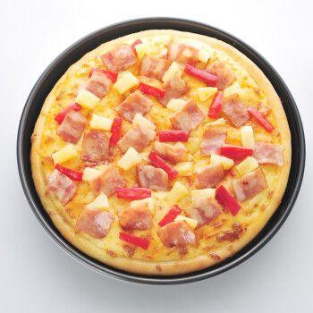 派刻(paike) 家庭披萨套装5寸3片装 360g 经典口味披萨 烘焙面点 披萨