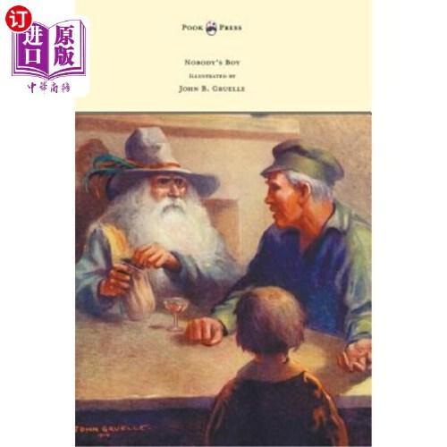 【中商海外直订】nobody's boy (sans famille) - illustrated by