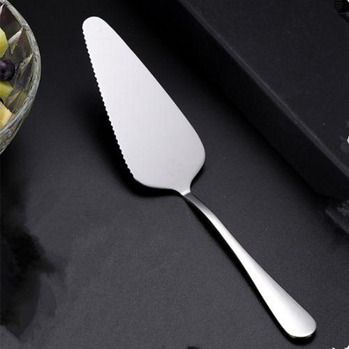 厨房用品家用大全披萨铲蛋糕铲刀不锈钢三角铲烘焙工具抹奶油刮刀