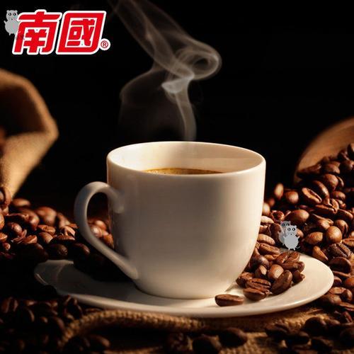 咖啡南国食品 850g南国炭烧 50小袋海南咖啡海南三