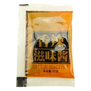 寿桃牌 xo酱25g单包 xo滋味酱 香葱酱 麻辣酱香辣滋味