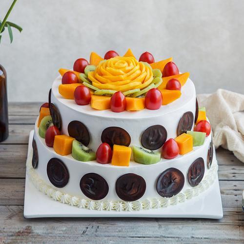 盛夏光年6磅368元,大蛋糕-适合21~25人份食用(龙山)