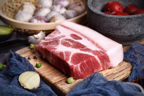 川娇放心猪肉
