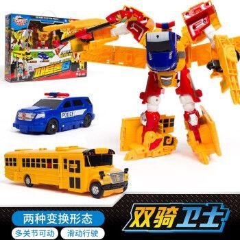 卡宝咖宝车神玩具合体套装变形耍宝金刚机器人精英版模型儿童礼物 咖