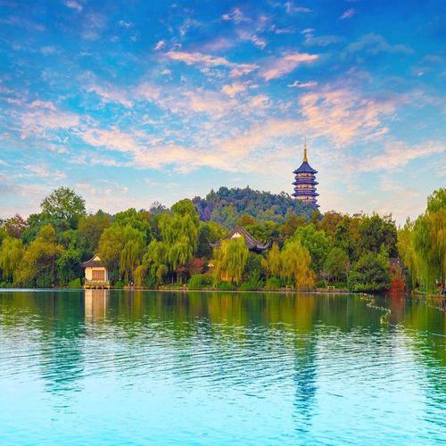 纯玩 杭州+千岛湖2日游 赏千岛湖秀丽风光漫步西子湖畔 赏绝美西