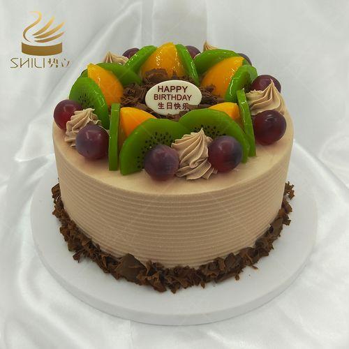 蛋糕模型2021新款仿真生日蛋糕模型网红流行水果蛋糕