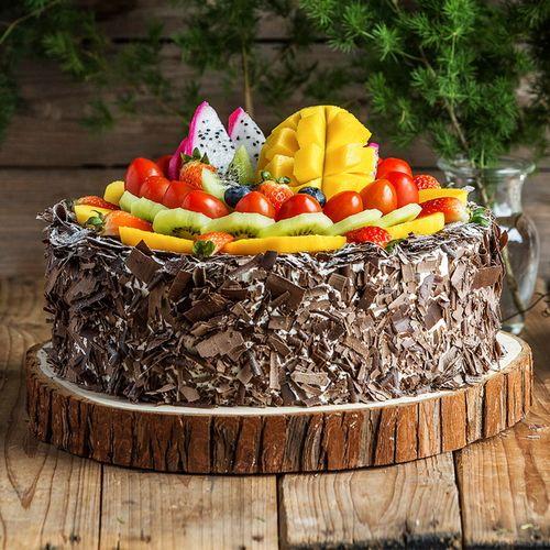 【会员价168元】森林果乐 蛋糕(海口)