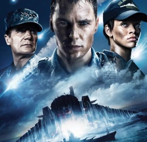 超级战舰 battleship (2012)电影票