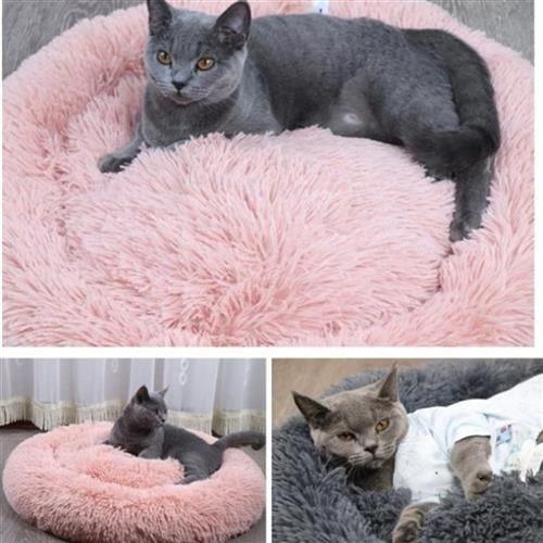 猫睡觉窝怀孕母猫掉渣垫子觉用宠物大型泰迪狗窝生产