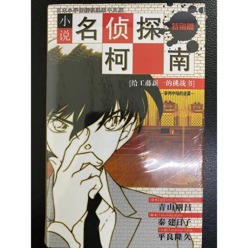小说名侦探柯南(特别篇给工藤新一的挑战书审判中场的