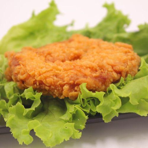 清真劲脆鸡排劲脆鸡腿排汉堡鸡肉排900克/包12片汉堡