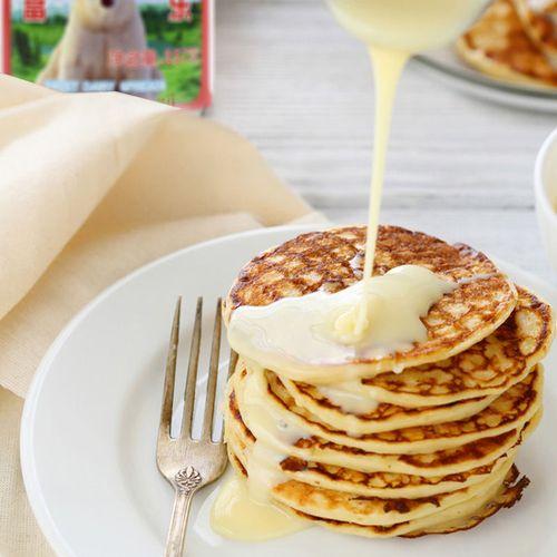 雀巢鹰唛炼乳咖啡伴侣早餐面包炼奶调味蛋挞吐司甜品