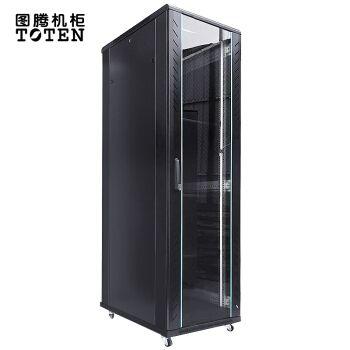 图腾(toten)g26837 网络机柜 37u加厚机柜 交换机机柜
