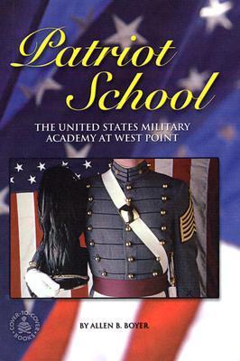 【预售】patriot school: the united states military academy
