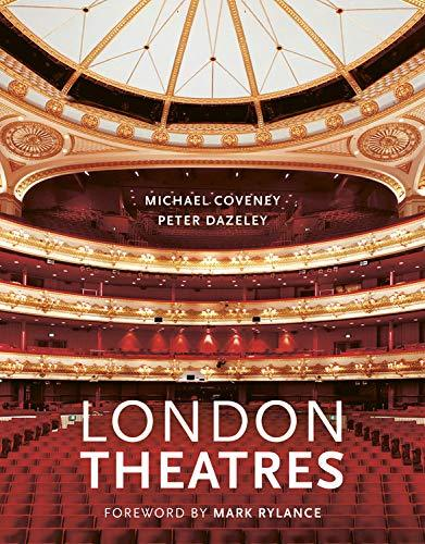 英文原版 伦敦剧院 西区 旅行参观指南 看剧攻略 新版