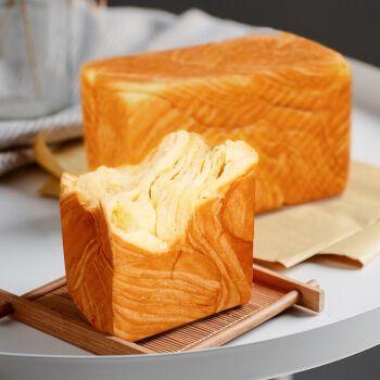 5折 北海道吐司手撕面包奶香味早餐营养学生牛奶土司早点三明治即食