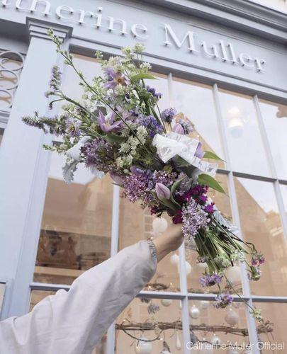 5月英国伦敦花艺游学catherinemuller +切尔西花展插花花艺培训
