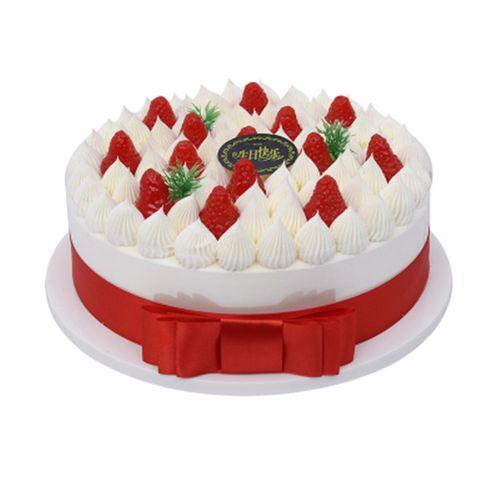广州馨馨蛋糕模型仿真新款水果生日蛋糕模型欧式水果