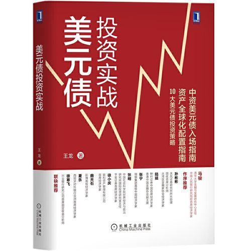 10大美元债投资策略债券指数基金投资证券分析理财长期投资资金书籍