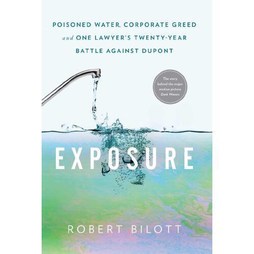 现货 曝光:黑水,贪婪的企业 一名律师与杜邦公司对抗的20年 英文原版