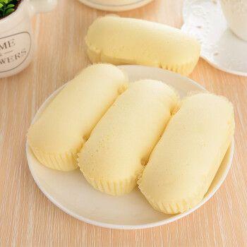 王上严选精蒸蛋糕整箱低老年人吃的卡木糖醇面包糕点营养早餐小零食