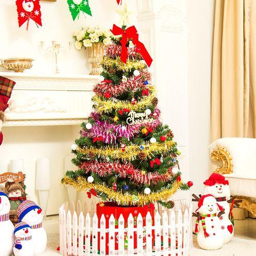 1米圣诞树/大3米1.8米套餐加密