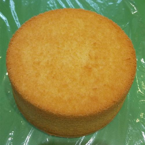 顺丰直达戚风蛋糕胚亲子diy生日蛋糕 6寸8寸10寸新鲜